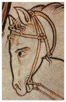 drawing of 13thc. bridle