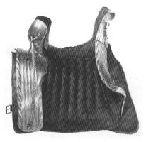 circa 1520 extant saddle