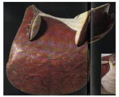 early 17th century saddle