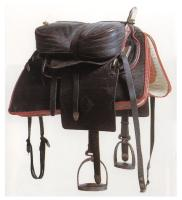 modern Russian saddle
